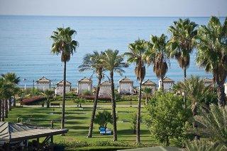 Hotel Limak Arcadia Sport Resort Hotel Garten