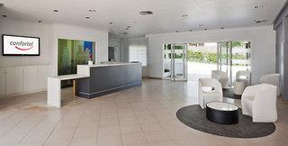 Hotel Ilunion Menorca Lounge/Empfang