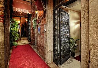Hotel Tintoretto Außenaufnahme