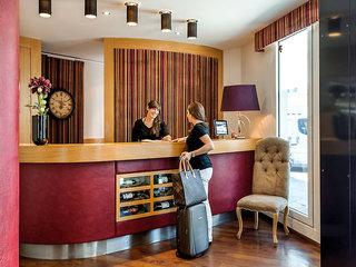 Hotel Mercure Berlin Zentrum Lounge/Empfang