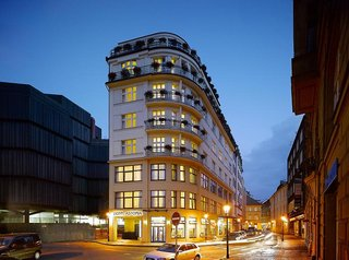 Hotel Astoria Prag Außenaufnahme