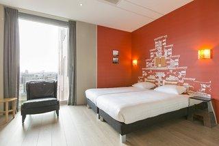 Hotel Amsterdam ID Aparthotel Wohnbeispiel