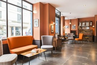 Hotel Hotel Boris V by HappyCultue Lounge/Empfang