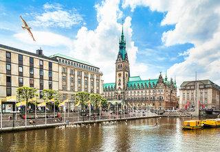 Hotel Hotel Panorama Hamburg-Billstedt Stadtansicht