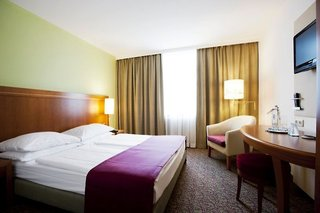 Hotel Mercure Wien Westbahnhof Wohnbeispiel