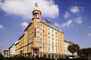 Hotel Mercure Wien Westbahnhof Außenaufnahme