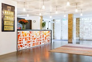 Hotel Elite Arcadia Lounge/Empfang