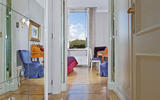Hotel Aldrovandi Villa Borghese Wohnbeispiel