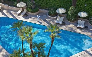 Hotel Aldrovandi Villa Borghese Pool