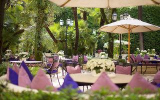 Hotel Aldrovandi Villa Borghese Terasse