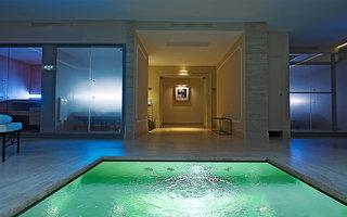 Hotel Aldrovandi Villa Borghese Hallenbad