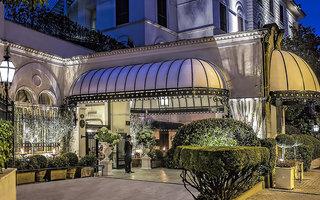 Hotel Aldrovandi Villa Borghese Außenaufnahme