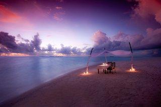 Hotel The Sun Siyam Iru Fushi Romance