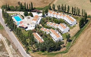 Hotel Aegeon Außenaufnahme