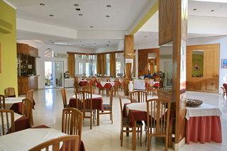 Hotel Aegeon Frühstücksraum