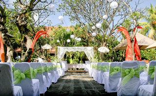 Hotel Ramayana Resort & Spa Hochzeit