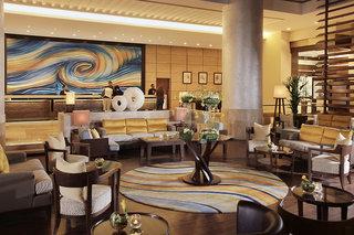 Hotel Amwaj Rotana - Jumeirah Beach Residence Lounge/Empfang