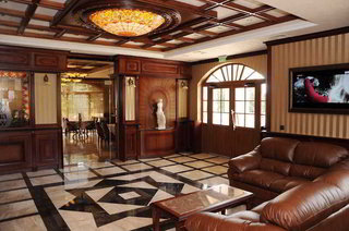 Hotel Aqua View Lounge/Empfang
