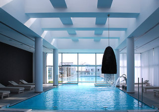 Hotel Diamond Deluxe Hotel - Erwachsenenhotel Hallenbad