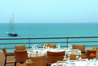 Hotel Grande Real Santa Eulalia Resort & Hotel Spa Terasse