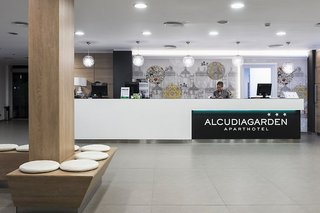 Hotel Alcudia Garden Lounge/Empfang