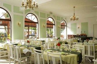 Hotel Axos Frühstücksraum
