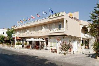 Hotel Axos Außenaufnahme