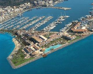 Hotel Botel Alcudiamar Club Luftaufnahme