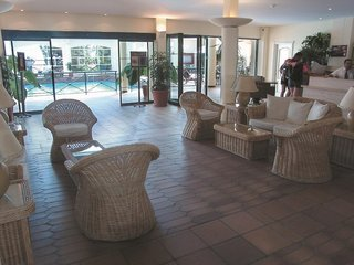Hotel Dom Pedro Garajau Lounge/Empfang