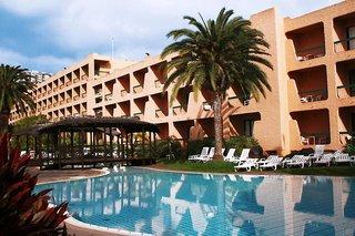 Hotel Dom Pedro Garajau Außenaufnahme