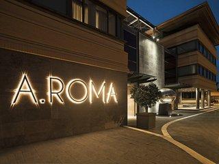 Hotel A.Roma Lifestyle Hotel Außenaufnahme