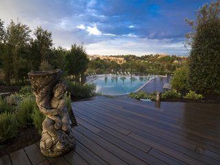 Hotel A.Roma Lifestyle Hotel Garten