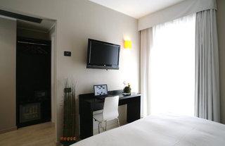 Hotel Aniene Wohnbeispiel