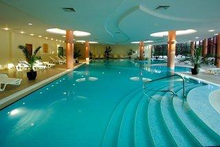 Hotel Apollo Golden Sands Hallenbad