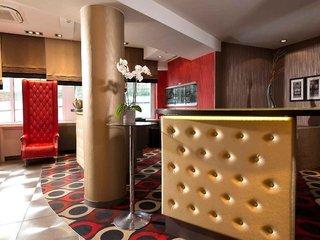Hotel Leonardo Hotel Vienna Lounge/Empfang