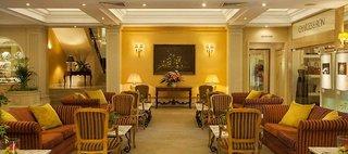 Hotel Corinthia Palace Hotel Lounge/Empfang