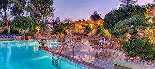 Hotel Corinthia Palace Hotel Terasse