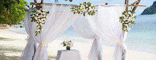 Hotel Raffles Seychelles Hochzeit