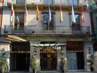 Hotel Caledonian Außenaufnahme