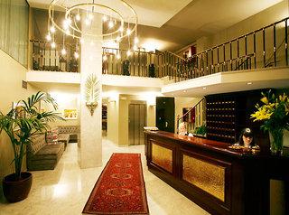 Hotel Caledonian Lounge/Empfang