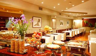 Hotel Caledonian Frühstücksraum