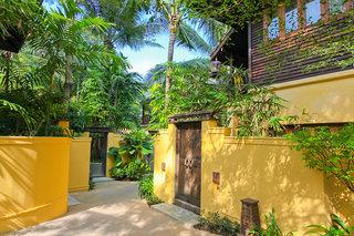 Hotel Buri Rasa Village Koh Samui Außenaufnahme