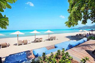 Hotel Buri Rasa Village Koh Samui Strand
