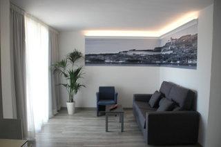 Hotel Bora Bora Appartements Wohnbeispiel