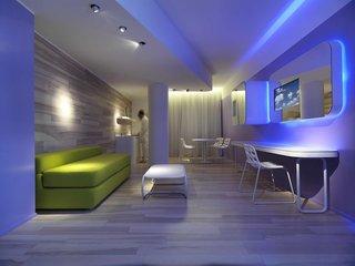 Hotel Barcelo Milan Wohnbeispiel