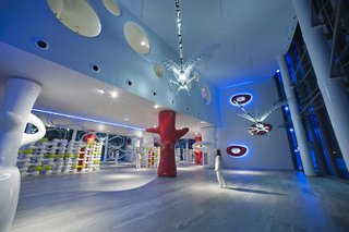 Hotel Barcelo Milan Lounge/Empfang