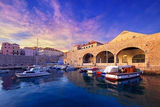Hotel Bellevue Dubrovnik Stadtansicht