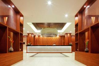 Hotel Andamantra Resort & Villa Lounge/Empfang