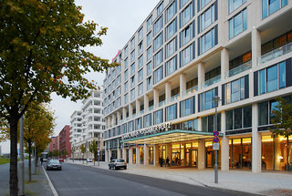Hotel Scandic Berlin Potsdamer Platz Außenaufnahme