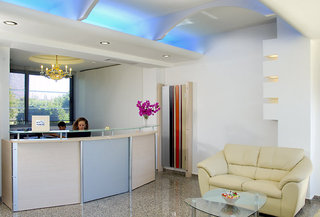 Hotel Kolymbia Bay Art - Erwachsenenhotel Lounge/Empfang